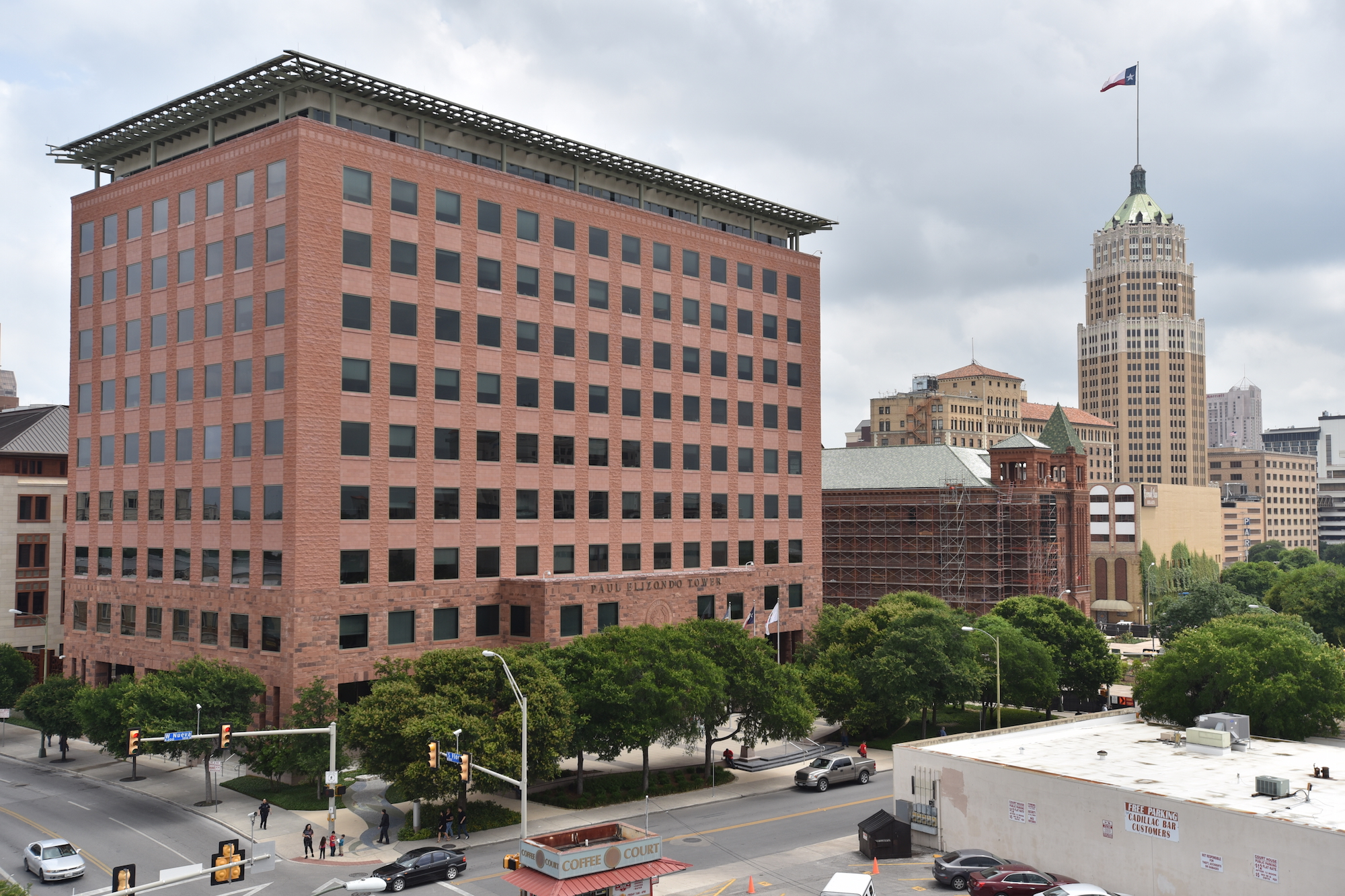 Image for project Bexar County Justice Center Expansion