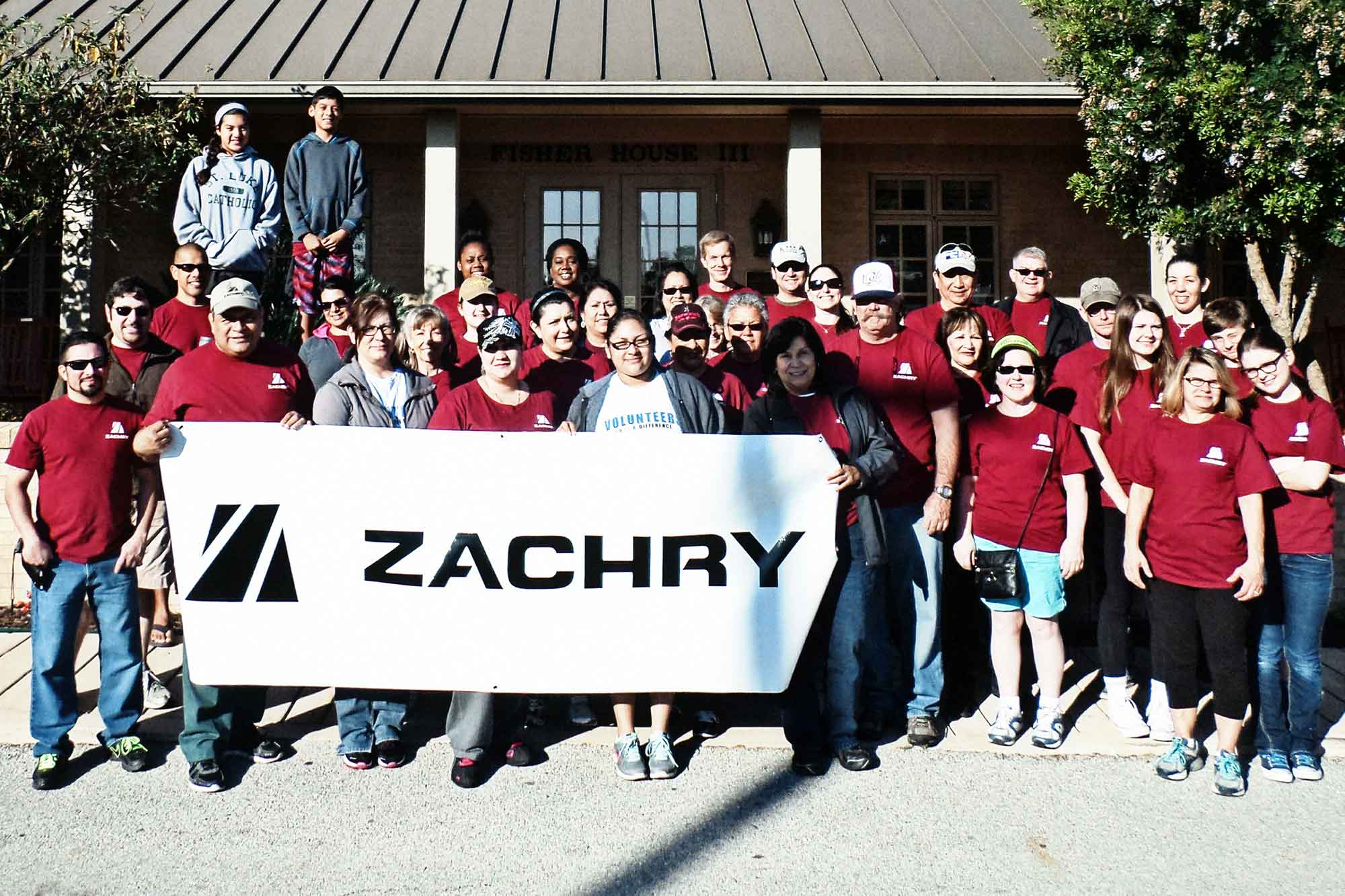 Image for Zachry Community Service