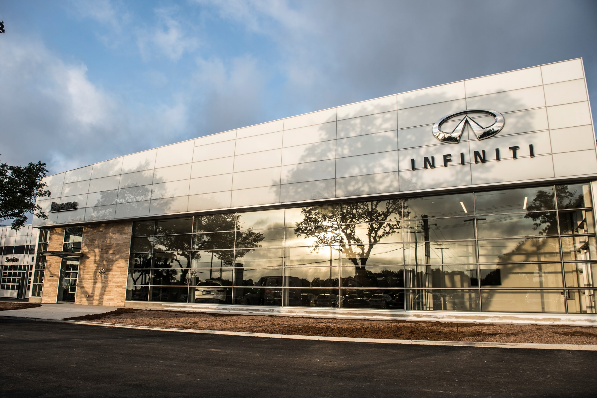 Image for project Boerne Infiniti