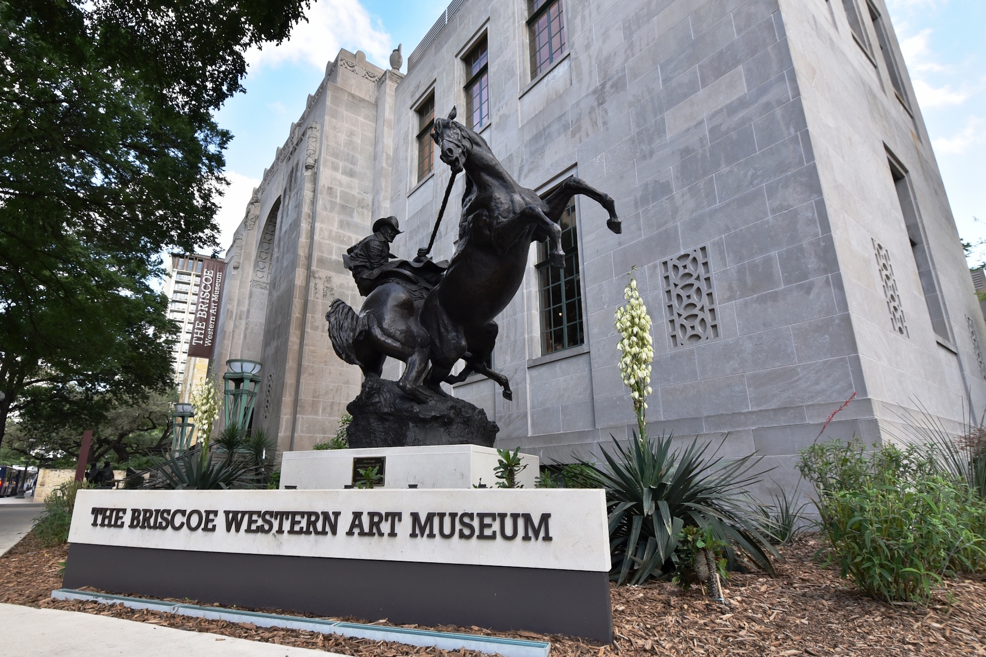 Image for Briscoe Western Art Museum