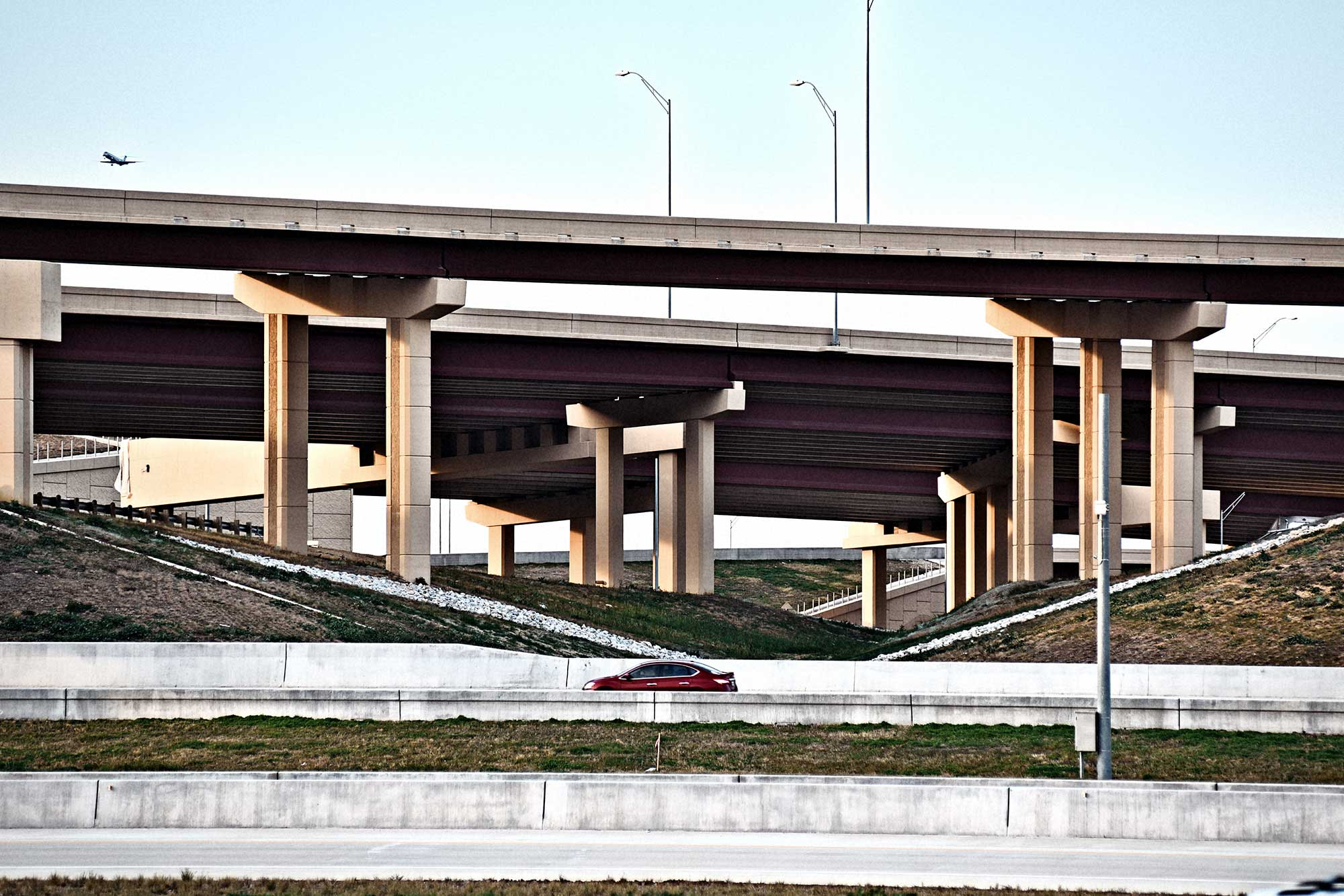 Image for project Dallas High Five Interchange