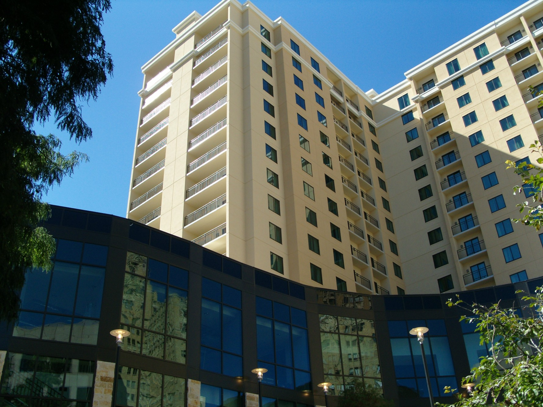 Image for project Embassy Suites Riverwalk