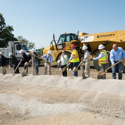 I-20 Ranger Hill Groundbreaking