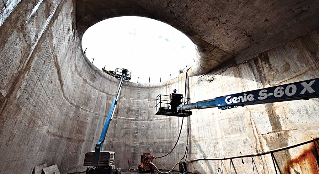 Discover Zachry S Work On The Waller Creek Tunnel In